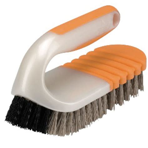 bathroom scrub brush flexible scrub brush 1744 bissell 174 bathroom and kitchen