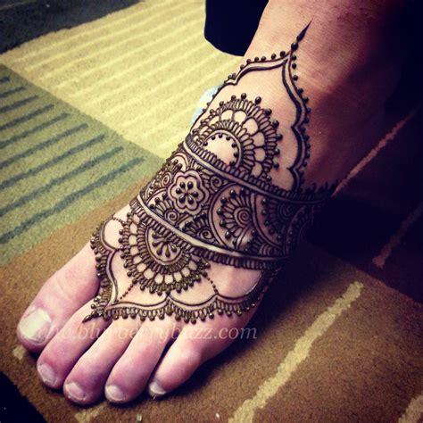 henna tattoo on feet designs modern foot design henna paste on www blurberrybuzz