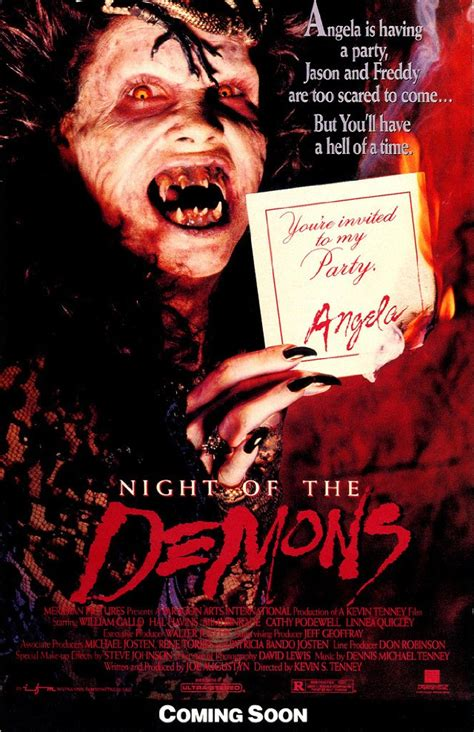 night of the demons 1988 night of the demons 1988 morgan on media