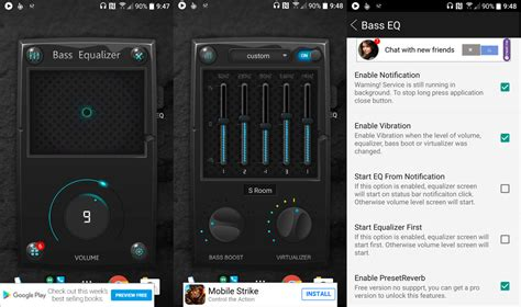 best equalizer settings for android the best equalizer apps for android android central