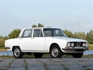 alfa romeo 1750 berlina 105 1967 69