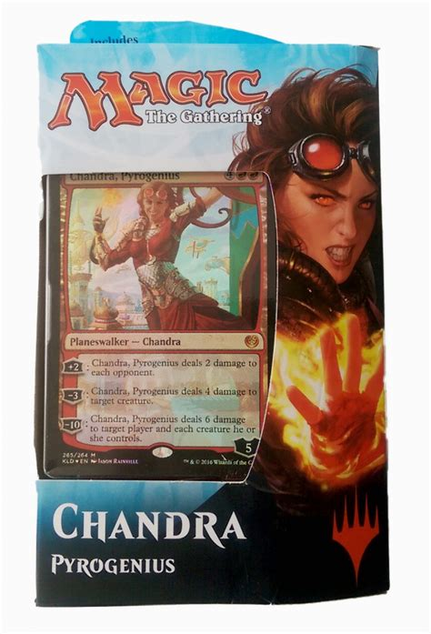 magic deck kaufen kaladesh planeswalker deck englisch mtg magic the