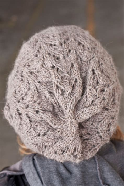 fishtail knitting pattern fishtail lace slouch hat knitting hats gloves