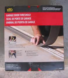 Garage Door Threshold Lowes Garage Garage Door Threshold Seal Lowes Home Garage Ideas
