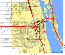 map of vero florida vero fl map