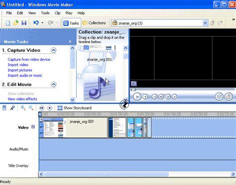 audio format timeline dodavanja audio zapisa u vremensku liniju timeline