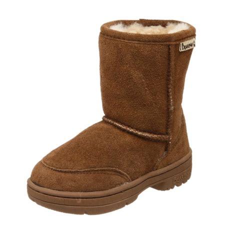 big 5 boots bearpaw meadow 5 inch shearling boot toddler big kid