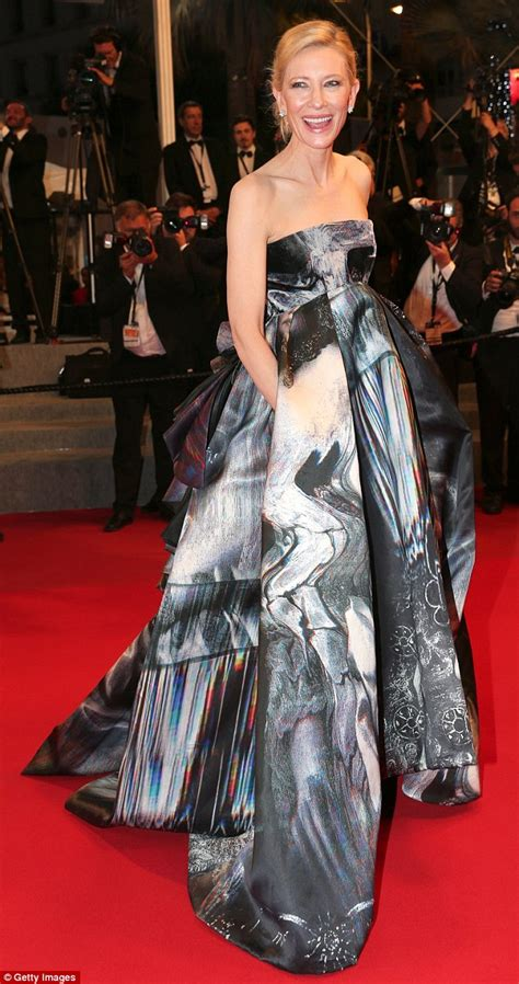 How Brit designer Giles Deacon made Cate Blanchett's