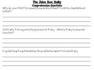 anti bullying worksheets for preschoolers bullying