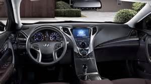 Hyundai Azera 2014 Interior 2013 Hyundai Azera Review Notes Autoweek