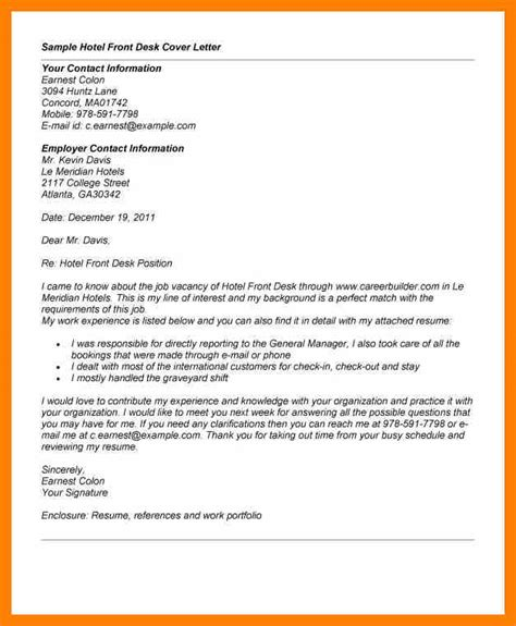 marvellous design sle of resume cover letter 12 just