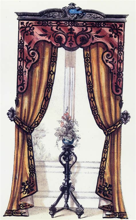 victorian draperies 1000 ideas about victorian curtains on pinterest