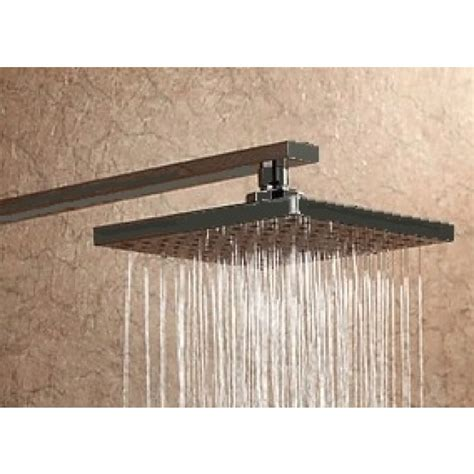 Changing Kitchen Faucet 12 Quot Oil Rubbed Bronze Square Led Rain Shower Head