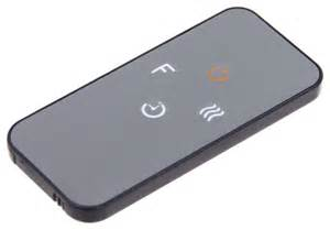 replacement remote for 26 quot greystone electric fireplace