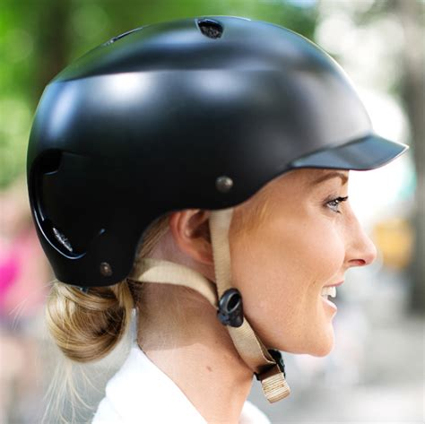 best womens hairstyles fir helmets 10 shockingly chic bicycle helmets bike pretty