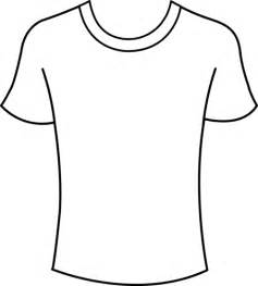 T Shirt Outline by T Shirt Outline Printable Clipart Best