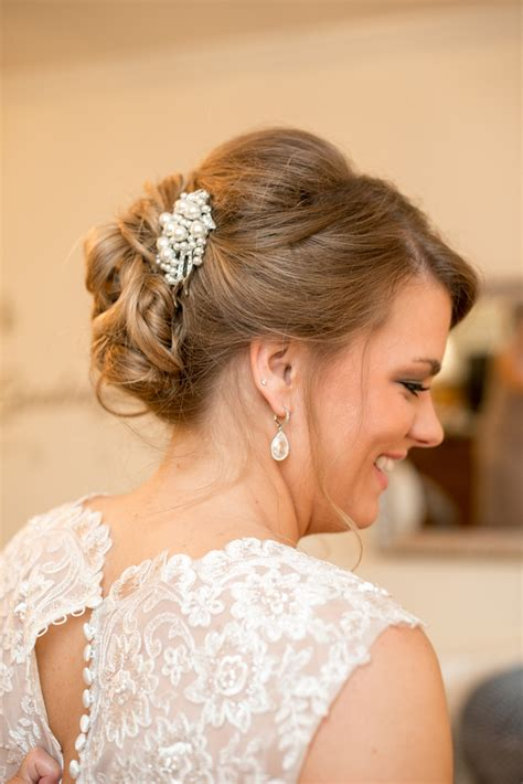 Vintage Rustic Wedding Hairstyles by Rustic Vintage Wedding At Centaur Arabian Farms Rustic