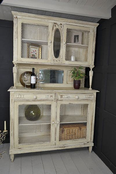 Shabby Chic Kitchen Dresser by The Treasure Trove Shabby Chic Vintage Furniture