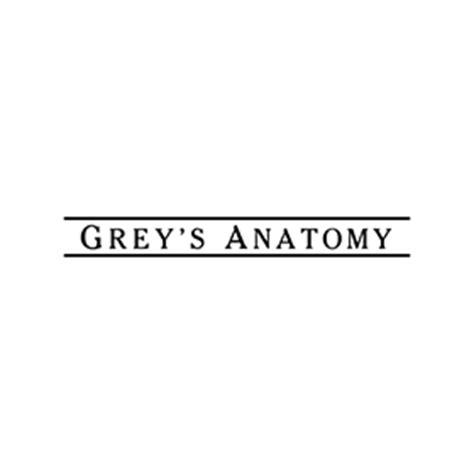 Maika Alogo Grey greys anatomy logo www pixshark images galleries
