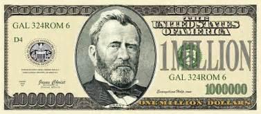 Million Dollar 1 Million Dollars In 100 Dollar Bills Viewing Gallery