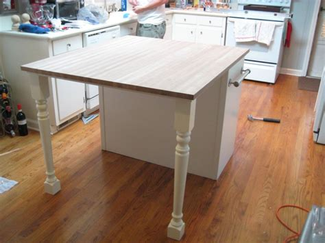 6 kitchen island legs unfinished estateregional