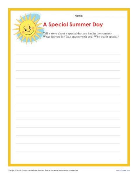 A Special Day Essay by Ideas About Free Printable Language Arts Worksheets For 5th Grade Quotes