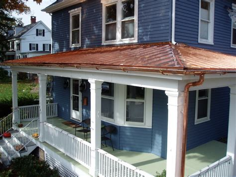 copper roofs traditional exterior other by global home improvement