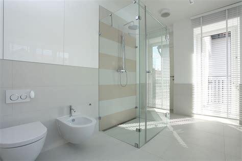 bad dusche bodengleiche dusche der neue trend im bad meinstil