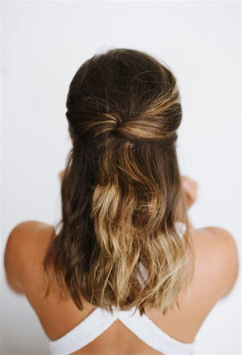 5 Minute Hairstyles by Two S Day Hairstyles In 5 Minutes