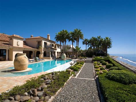 buy house marbella frontline beach property marbella first line beach villas and apartments
