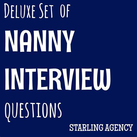 Nanny Questions by Best 25 Nanny Agency Ideas On Liant Nourrice Imprimable And Mec Agency