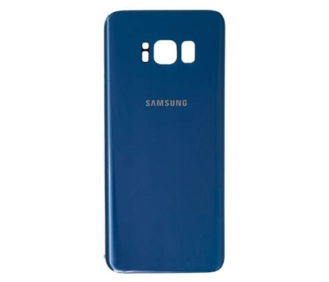 Back Samsung S8 1 samsung galaxy s8 back glass coral blue