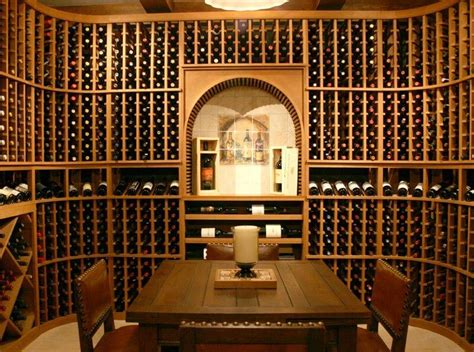 Wine Cellar Rack - custom wine cellars custom wine rooms wine cellar photos
