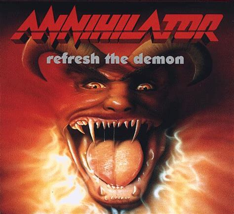 Cd Annihilator annihilator refresh the encyclopaedia metallum the metal archives