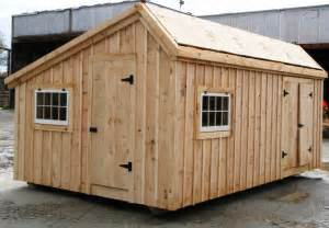Diy Workshop Shed by Storage Sheds Plans 12x20 Images