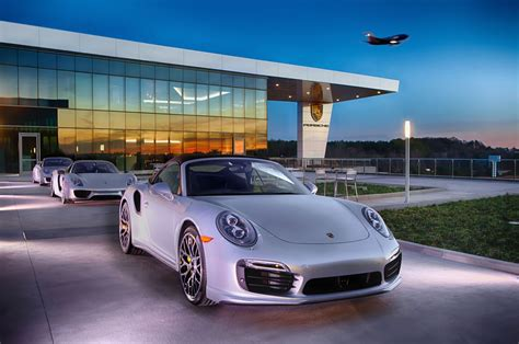 Car Doctor Atlanta 1 by Testing Out The New Porsche Experience Center In Atlanta
