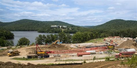 august 2013 j w news witnesses begin construction on new world headquarters in