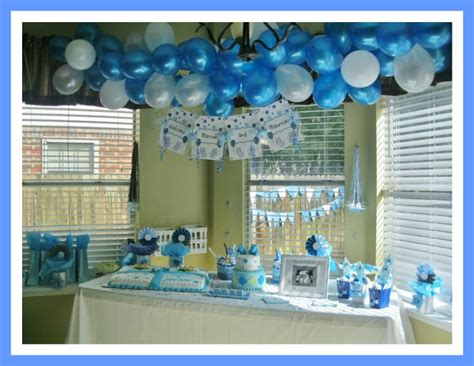 como decorar baby shower con globos decoracion para baby shower varon fotos de tortas decoradas