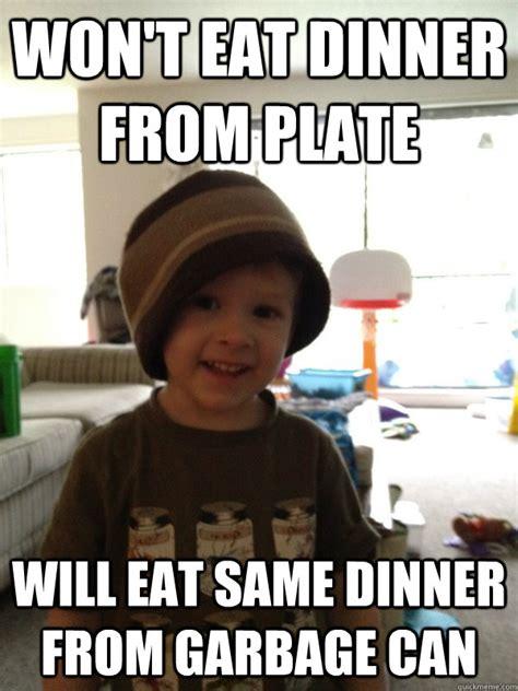 Eat Shit Meme - eats entire red crayon shit red mass parents panick