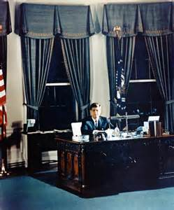Jfk Oval Office by Oval Office History White House Museum
