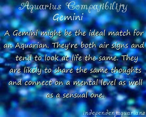 aquarius and gemini tumblr