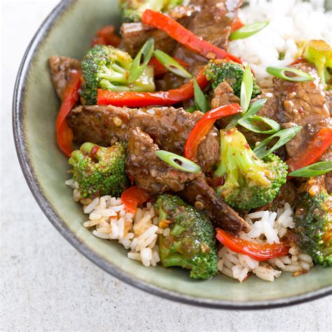 America S Test Kitchen Beef Stir Fry by Stir Fried Beef And Broccoli With Oyster Sauce America S