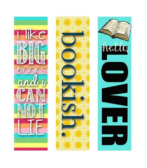 printable bookmark maker 40 free printable bookmark templates template lab