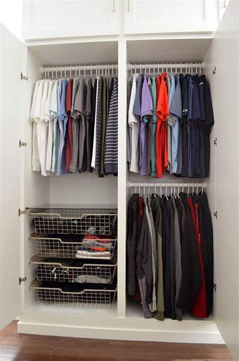 Diy Wardrobe Closet by The Happy Homebodies Reveal Diy Custom Built In Wardrobe Closet