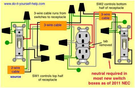 diagrams 500327 wiring a gfci outlet diagram wiring