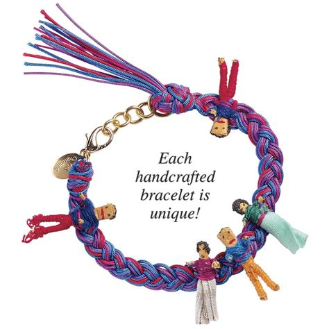 worry bracelet worry doll bracelet i m gonna need you to get in my