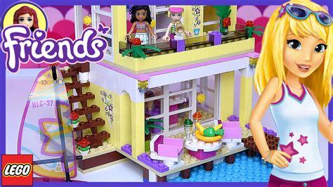 tutorial lego friends lagos toys wow blog