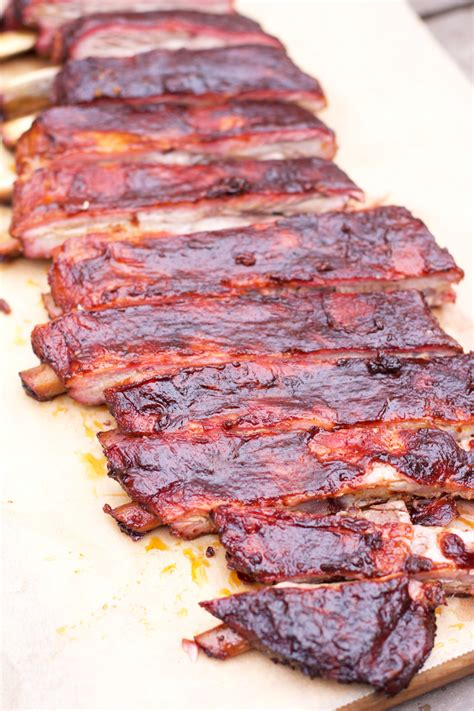 competition style smoked pork ribs a flavor journey
