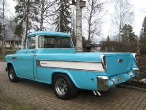 1957 chevy cameo carrier for sale photos technical