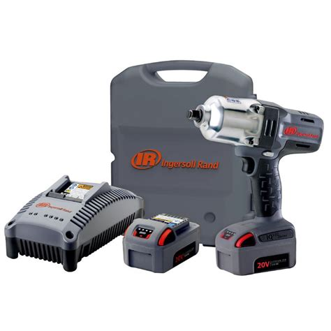 ingersoll rand cordless impact ingersoll rand w7150 1 2 quot cordless impact wrench 20v 5 0ah lithium ion w7150eu k22 an